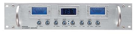 Audiobahn a200 q - 2 x 2 canaux classe a/b amplificateur mosfet amplificateur