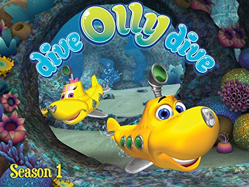 Dive Olly Dive - Season 1