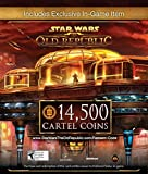 Star Wars The Old Republic 14,500 Cartel Coins + Exclusive Item [Online Game Code]