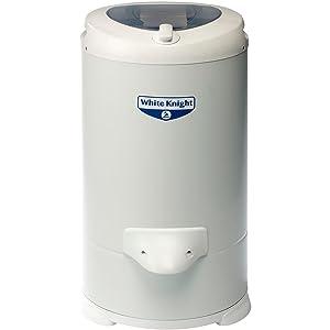 White Knight 28009W Gravity Drain Wäscheschleuder, 2800 U/min, 4,1 kg  BaumarktBewertungen