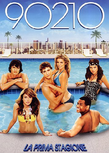 90210Stagione01 [6 DVDs] [IT Import]