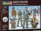 Revell 1/72 Modern NATO Pilots