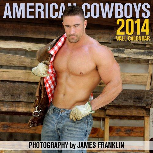 American Cowboys 2014 Calendar (Calendars)