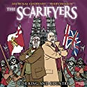 The Scarifyers: For King and Country  by Simon Barnard, Paul Morris Narrated by Nicholas Courtney, Terry Molloy, Gabriel Woolf