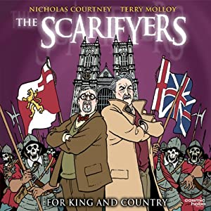 The Scarifyers: For King and Country Radio/TV Program