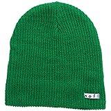 neff Men's Daily Beanie, Green, One Size