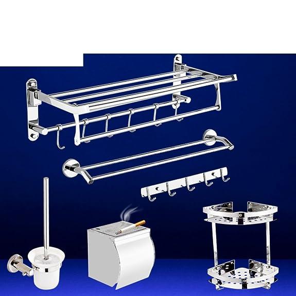 In acciaio inox portasciugamani riscaldato/portasciugamano/Barra di tovagliolo/[Scaffale da bagno]/Bagno accessori hardware-U