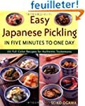 Easy Japanese Pickling in Five Minute...