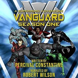 Vanguard: Season One Audiobook