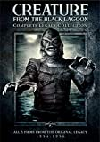 Creature From the Black Lagoon: Complete Legacy [DVD] [Region 1] [US Import] [NTSC]