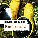 Rumpelstilz: Ein Krimi aus der Provinz Hörbuch von Herbert Beckmann Gesprochen von: Alexander Bandilla