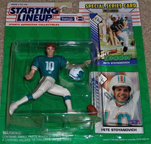 Pete Stoyanovich 1993 Starting Lineup - Buy Pete Stoyanovich 1993 Starting Lineup - Purchase Pete Stoyanovich 1993 Starting Lineup (Starting Line Up, Toys & Games,Categories)