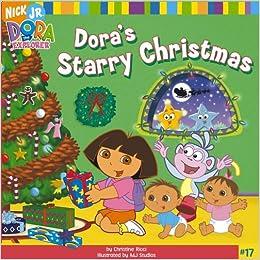 Dora's Starry Christmas (Dora the Explorer) Paperback – October 1