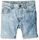 UCB Kids Baby Boys' Shorts (16P4MU4598F0G901_Blue_2Y)
