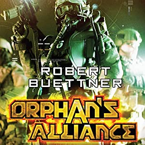 Orphan's Alliance Audiobook