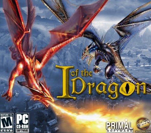 I of the Dragon (Jewel case)