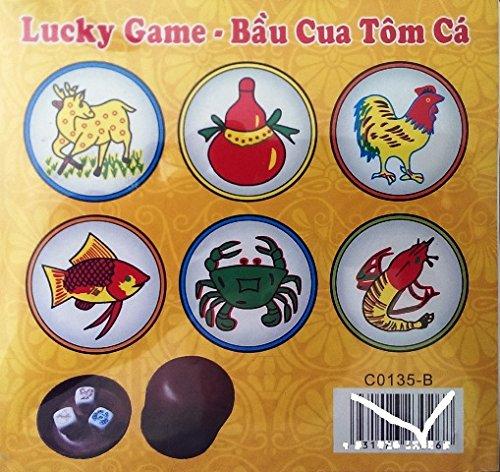 Lucky Game / Bau Cua Tom Ca / Vietnamese Game (Bau Ca Tom Cua compare prices)