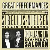 Sibelius and Nielsen Violin Concertos