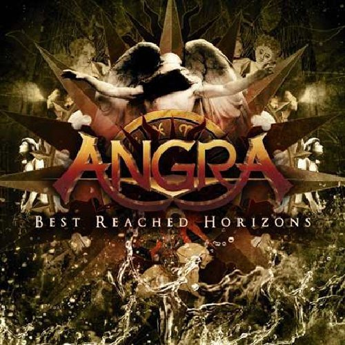 Best Reached Horizons by Angra (2012) Audio CD