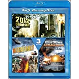 Cover art for  2012: Doomsday / Megafault / Countdown: Armageddon [Blu-ray]