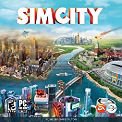 Amazon商品紹介:SimCity Soundtrack