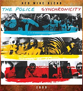 2009 The Police Synchronicity Red Wine Blend Mendocino County 750mL