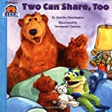 img - for TWO CAN SHARE, TOO (Bear in the Big Blue House (Paperback Simon & Schuster)) book / textbook / text book