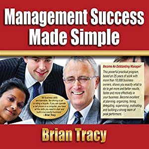 Management Success Made Simple Audiobook