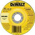 DEWALT DW8439 11 Pipeliner Cut/Grind Wheel, 9-Inch X 1/8-Inch X 5/8-Inch