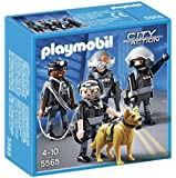 PLAYMOBIL Tactical Unit Team Play Set