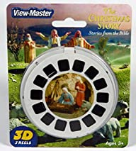 Viewmaster Reel set of 3 Christmas St…