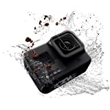 CLEAREX Hydrophobic Screen Protector for GoPro Hero 8 Black | Water Repellent, Tempered Glass, Ultra-Clear, Anti-Scratch | Capture Clearly (GOPRO 8) (Color: GOPRO 8)