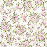 20 Servietten Little Roses - Kleine Rosen
