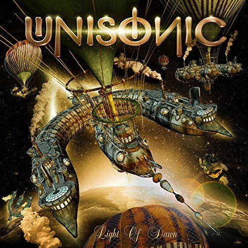 Unisonic - Light of Dawn +Bonus [Japan CD] MICP-11170 by Unisonic