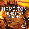Mindstar Rising: The Greg Mandel Trilogy, Book 1 Audiobook by Peter F. Hamilton Narrated by Toby Longworth