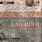 A Murder is Announced (Dramtised) | [Agatha Christie]