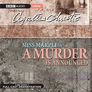 A Murder is Announced (Dramtised) Radio/TV Program