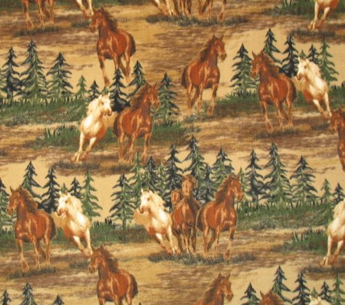 Horse Throw Blanket front-581599