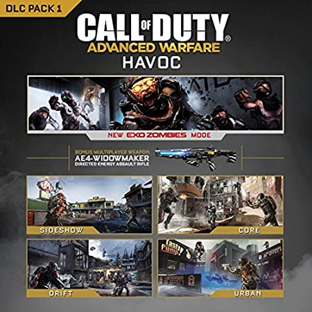 Call Of Duty: Advanced Warfare - Havoc - PS3 [Digital Code]