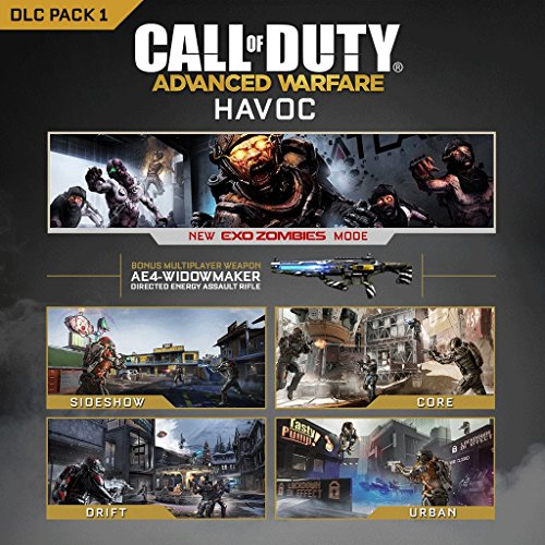 Call Of Duty: Advanced Warfare - Havoc - PS4 [Digital Code] (Playstation Advanced Warfare compare prices)