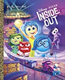 Inside Out Big Golden Book (Disney/Pixar Inside Out) (a Big Golden Book)