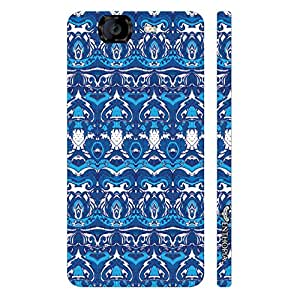Micromax Canvas Knight A 350 Heritage Art designer mobile hard shell case by Enthopia