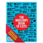 The Maclean's Book of Lists