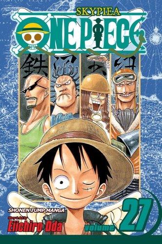 ONE PIECE ワンピース コミック27巻 (英語版)