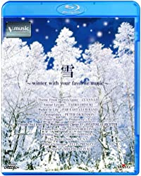 雪~winter with your favorite music~ V-music [Blu-ray]