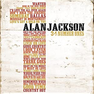 61XCNIvnBoL. SL500 AA300  Download Alan Jackson – 34 Number Ones