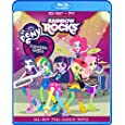 My Little Pony: Equestria Girls - Rainbow Rocks [Blu-ray]