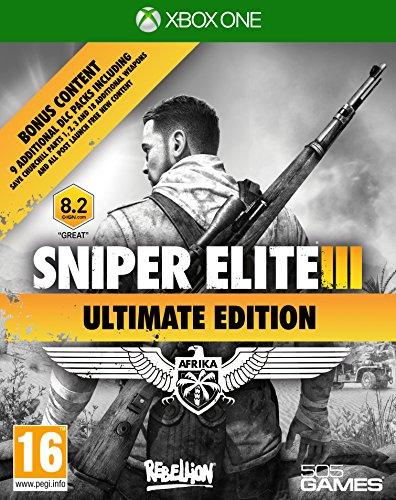 Sniper Elite 3 - Ultimate Edition  (Xbox One)
