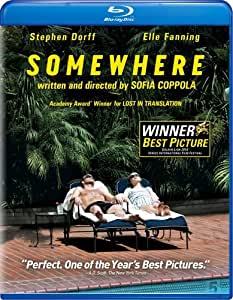 NEW Dorff/fanning - Somewhere (Blu-ray)