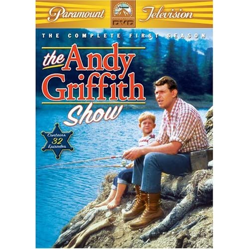 The Andy Griffith Show - The Complete First Season (1960)